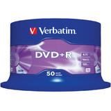 Verbatim  DVD+R 16X SPINDLE 50