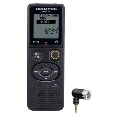Reportofon Bundle kit Olympus VN-541PC + ME52 uni-directional Microphone