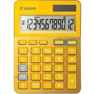 CANON LS123KMYL CALCULATOR 12 DIGITS