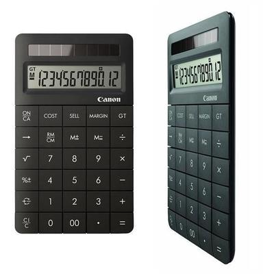 CANON XMARKII BLACK CALCULATOR 12 DIGITS