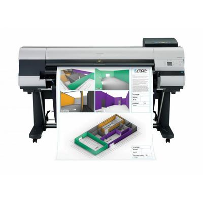 Plotter CANON IPF830 A0 LARGE FORMAT PRINTER