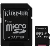 Card de Memorie Kingston MICROSDHC 256GB CL10 UHS-I KS W AD SD