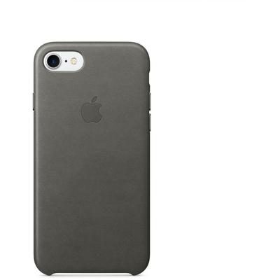 Apple AL IPHONE 7 LEATHER CASE STORM GRAY