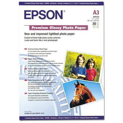 Hartie Foto EPSON S041316 A3+ GLOSSY PHOTO PAPER