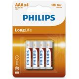 Philips PH LONGLIFE AAA 4-BLISTER
