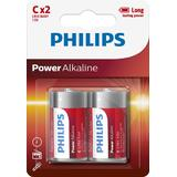 Philips PH POWER ALKALINE C 2-BLISTER