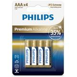 Philips PH PREMIUM ALKALINE AAA 4-BLISTER