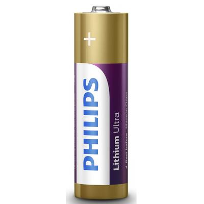 Philips PH LITHIUM ULTRA AA 4-BLISTER