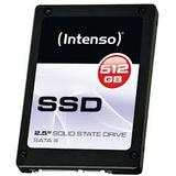 "Intenso 6.3cm (2,5"") 512GB SSD SATA 3 Top Performance retail"