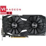 Placa Video Asus Radeon RX 580 Dual OC 4GB DDR5 256-bit