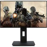 Monitor Acer Gaming BE270UABMIPRUZ 27 inch 2K 6 ms Black FreeSync 75Hz
