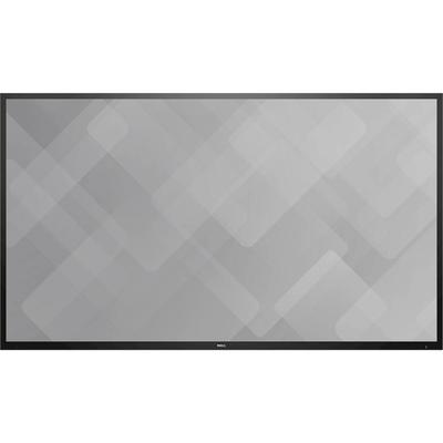 Monitor Dell LFD C7016H 70 inch 6 ms Black