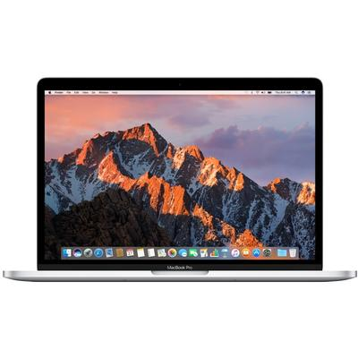 Laptop Apple 13.3 The New MacBook Pro 13 Retina, Kaby Lake i5 2.3GHz, 8GB, 128GB SSD, Iris Plus 640, Mac OS Sierra, Silver, INT keyboard