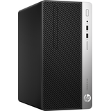 Sistem desktop HP ProDesk 400 G4 MT, Procesor Intel® Core i5-7500 3.4GHz Kaby Lake, 8GB DDR4, 256GB SSD, GMA HD 630, Win 10 Pro