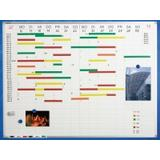 Medium  TWO-WEEK PLANNER 90 X 120 CM