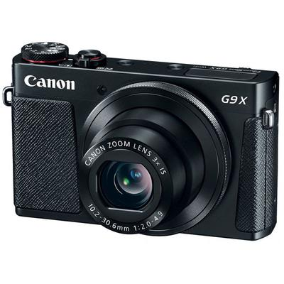 Aparat foto compact PHOTO CAMERA CANON G9x BLACK