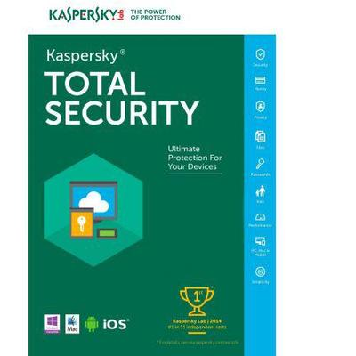 Software Securitate Kaspersky LIC KTOTAL 2017 1USER 1AN+3M NEW RETAIL