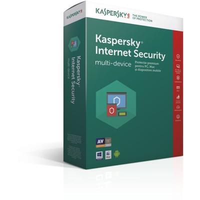 Software Securitate Kaspersky LIC KIS MD 2017 3USERI 1AN+3M RENEW RETA