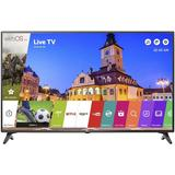 Smart TV 43LJ614V Seria LJ614V 108cm gri Full HD
