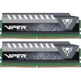 Viper Elite Gray 8GB DDR4 2133MHz CL14 1.2v Dual Channel Kit