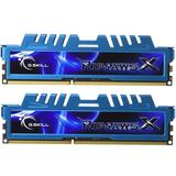 Ripjaws X Blue 8GB DDR3 2133MHZ CL9 1.65v Dual Channel Kit
