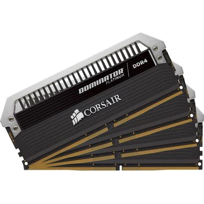 Memorie Corsair Dominator Platinum 32GB DDR4 3733MHz CL17 Quad Channel Kit