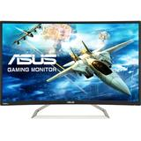 Monitor ASUS Gaming VA326H Curbat 31.5 inch 4 ms Black 144Hz