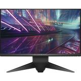 Monitor Alienware Gaming AW2518H 24.5 inch 1 ms Black G-Sync 240Hz