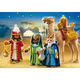Jucarie PLAYMOBIL Three Wise Kings