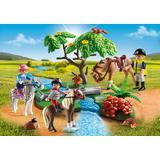 Jucarie PLAYMOBIL Country Horseback Ride