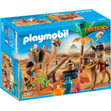 Jucarie PLAYMOBIL Tomb Raiders' Camp