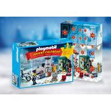 Jucarie PLAYMOBIL Advent Calender 'Jewel Thief Police Operation'