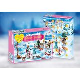 Jucarie PLAYMOBIL Advent Calender 'Royal Ice Skating Trip'