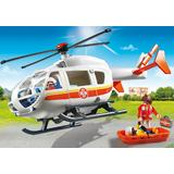 Jucarie PLAYMOBIL Flying Ambulance