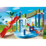Jucarie PLAYMOBIL Water Park Play Area