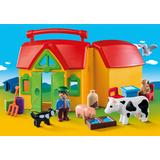Jucarie PLAYMOBIL My Take Along Farm