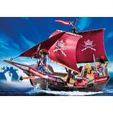 Jucarie PLAYMOBIL Soldier´s Cannon Boat