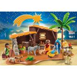 Jucarie PLAYMOBIL Nativity Stable with Manger