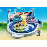 Jucarie PLAYMOBIL Spinning Spaceship Ride with Lights