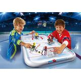 Jucarie PLAYMOBIL Ice Hockey Arena