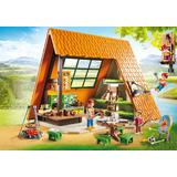 Jucarie PLAYMOBIL Camping Lodge