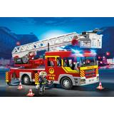 Jucarie PLAYMOBIL Ladder Unit with Lights and Sound