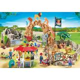 Jucarie PLAYMOBIL Large City Zoo