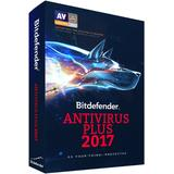 Antivirus Plus 2017, 3 PC, 1 an, New License, Electronic