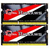 Ripjaws, 16GB, DDR3, 1600MHz, CL9, 1.35v, Dual Channel Kit