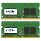 Memorie Laptop Crucial 16GB, DDR4, 2666MHz, CL19, 1.2v, Single Ranked x8, Dual Channel Kit