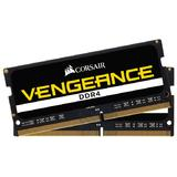 Vengeance, 8GB, DDR4, 2666MHz, CL18, 1.2v, Dual Channel Kit