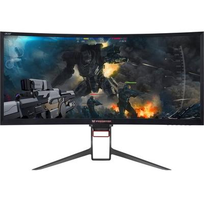 Monitor Acer Gaming Z35PBMIPHZ Curbat 35 inch 4 ms Black G-Sync 100Hz