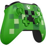 Gamepad Microsoft Xbox One S Wireless controller - Minecraft Creeper Limited Edition