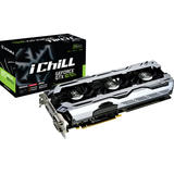 Placa Video Inno3D GeForce GTX 1070 Ti iChill X3 v2 8GB DDR5 256-bit